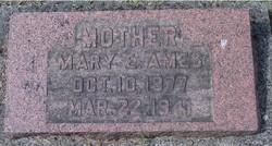 Mary E Ames