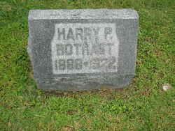 Harry P. Bothast