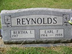 Bertha L Reynolds