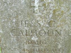 Jess C. Calhoun