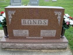 Goldie Mae <i>Denson</i> Bonds