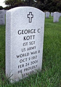 George C Kott