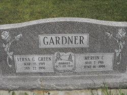 Verna Geneil <i>Green</i> Gardner