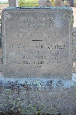 Florence <i>Hubert</i> Joynes