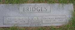 Trudy Mae <i>Clack</i> Bridges