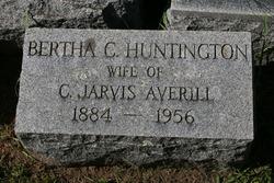 Bertha C. <i>Huntington</i> Averill