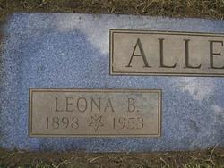 Leona Blanch <i>Gettier</i> Allen