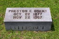 Preston Eugene Brent