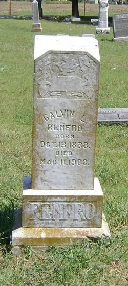 Calvin Luther Renfro