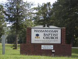 Wassamassaw Baptist Church Cemetery