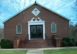 Crystal Hill Baptist Church Cemetery