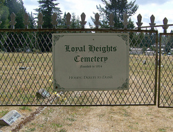 Loyal Heights Cemetery