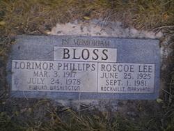Lorimor Phillips Bloss