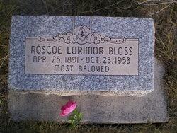 Roscoe Lorimor Bloss