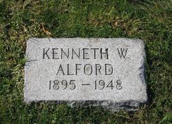 Kenneth Wellington Alford