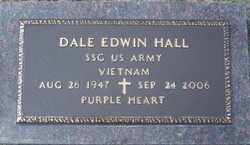 Dale Edwin Hall