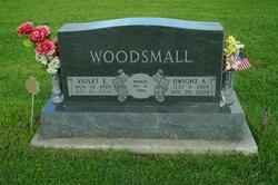 Dwight Allen Woody Woodsmall