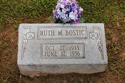 Ruth Macil Bostic