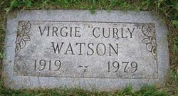 Virgie Hubert Curly Watson