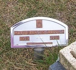 Mary Frances <i>Via</i> Craddick
