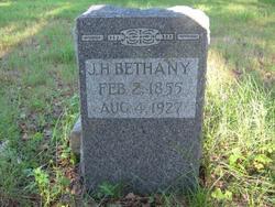 James Hamilton Bud Bethany