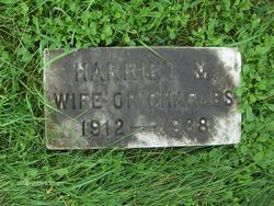 Harriet M Whitney