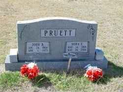 John B Pruett