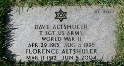 Dave Altshuler