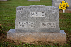 Marion L. Bostic