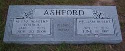 Martha Eva <i>Poarch</i> Ashford