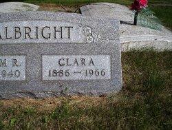 Clara Albright