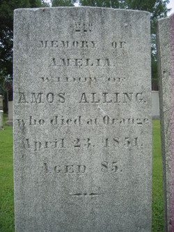 Amelia <i>Beecher</i> Alling