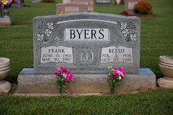 Bessie <i>McGlothlin</i> Byers