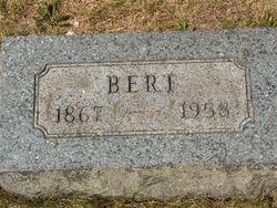 Bert B. Garrison