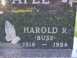 Harold R. Buss/Abee McAfee