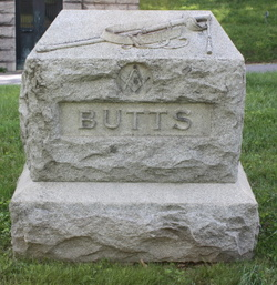 Maj Frank A Butts