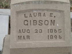 Laura Etta <i>Sprouse</i> Gibson