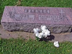 Catherine <i>Connelly</i> Barnes