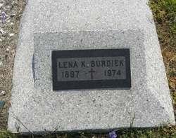 Lena K <i>Oswald</i> Burdiek