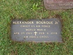 Alexander Bourque, Jr