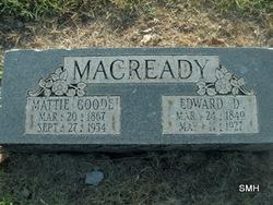 Edward O. Macready