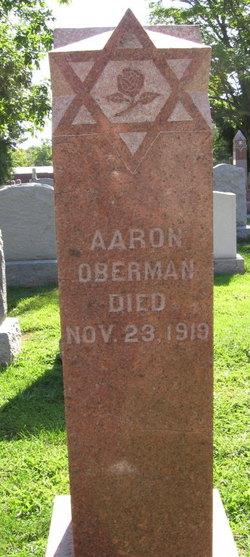 Aaron Oberman
