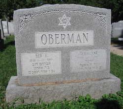 Benjamin A. Ben Oberman