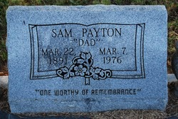 Samuel Lawrence Payton