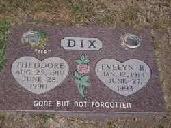 Evelyn B Dix