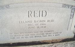 Leland Baskin Reid