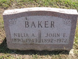 Nelia Alice <i>Cunningham</i> Baker