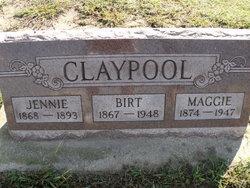 Maggie Mae <i>Hanley</i> Claypool
