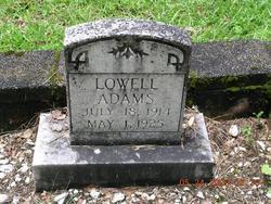 Lowell Adams