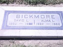 Alma L. <i>McCormick</i> Bickmore